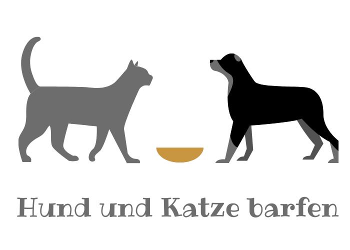 Hund und Katze barfen