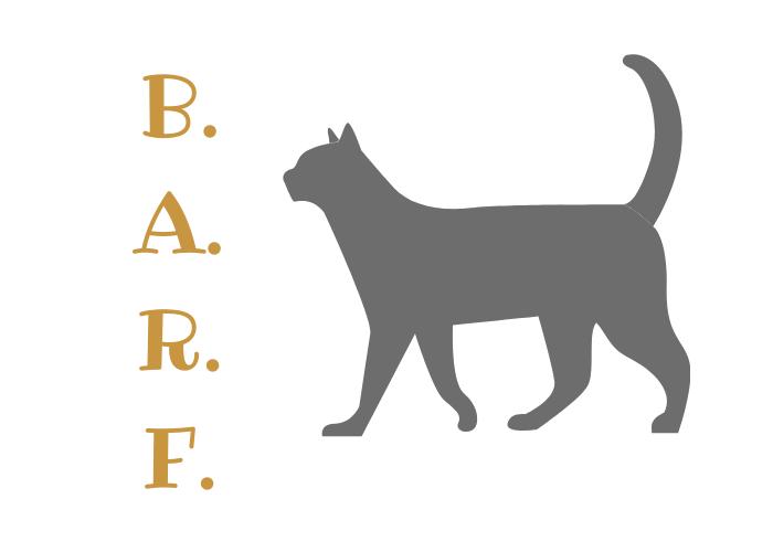 Katze barfen
